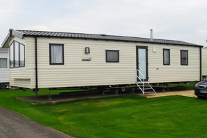 Private Caravan for Rent at Caister-on-Sea, Norfolk.