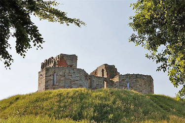 Ruins of Stafford Castle